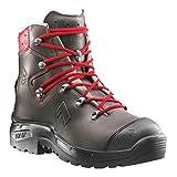 Haix Sicherheitsstiefel Forststiefel Protector light S3, Farbe:braun;Schuhgröße:46.5 (UK 11.5)